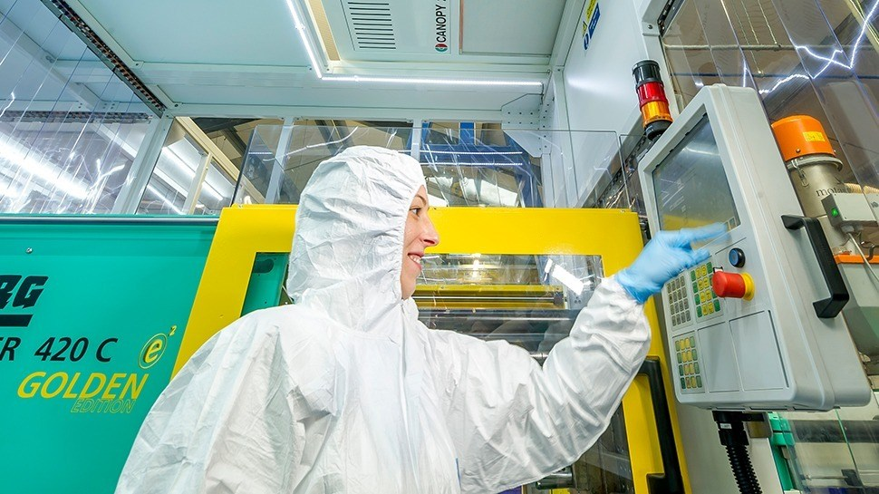 Slimme cleanrooms